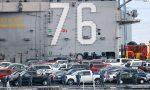 Otomobil Taşıyan Uçak Gemisi USS Ronald Reagan