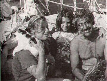 ilginc - 360 272 - Kendi Yelkenlisi İle Dünya Etrafında Tur Atan İlk Türk