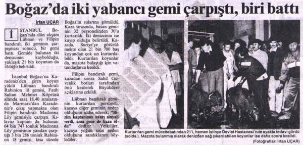 ilginc - 8 ist bogaz koyun 600x287 - İstanbul Boğazında Boğulan Koyunlar