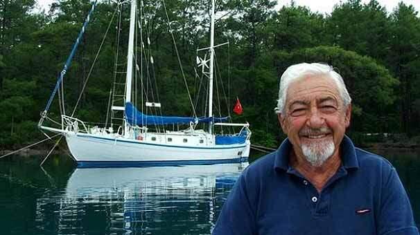 ilginc - fft99 mf5713299 - Kendi Yelkenlisi İle Dünya Etrafında Tur Atan İlk Türk