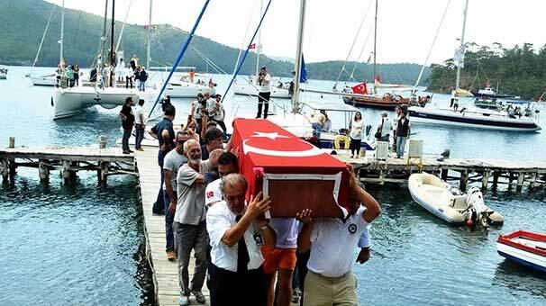 Sadun Boro Cenaze Töreninden