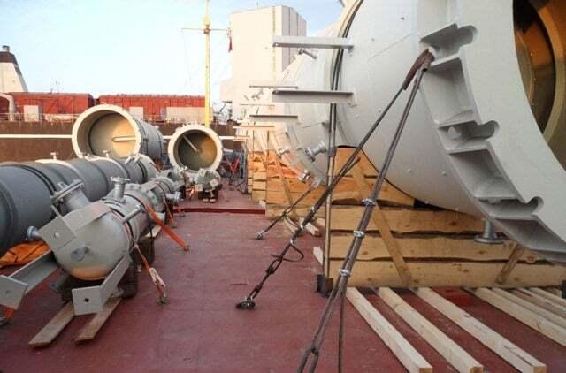 gemi-insaa-ve-stabilite - gemi lashing 2 - Deniz Yolu İle Taşınacak Yük İle Dikkat Edilecek Unsurlar