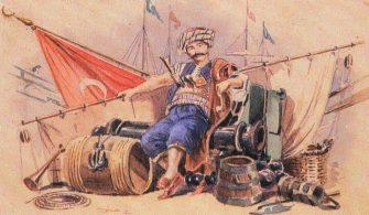 """ilginc - ottoman saillor 335x195 - """"Topu Attı, Battı"""" Deyiminin Çıkış Hikayesi"""