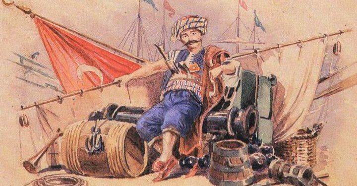 ottoman saillor