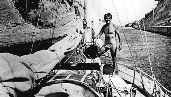 ilginc - sadun1 - Kendi Yelkenlisi İle Dünya Etrafında Tur Atan İlk Türk