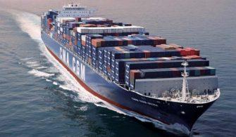 teknik-bilgiler, goss-gasm - sea cargo ship containers 1239379505 335x195 - GEMİLERİN ÖNADLARI (M/V, M/S, M/T)