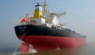 sektorel, haberler - Capsize ship 335x195 - Kiralanan M/V New York'un Günlük Kirası 14.450 Dolar