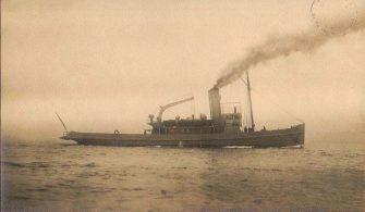Nusret mayın gemisi
