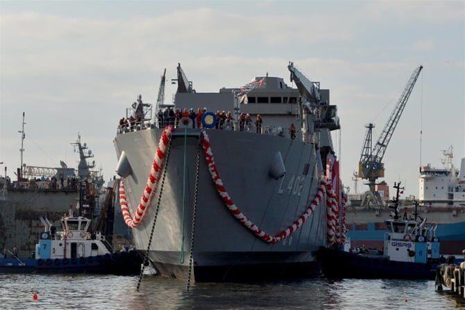 sektorel, haberler - bayraktar1 004 - TCG Bayraktar Deniz Kuvvetleri Komutanlığına Teslim Edildi