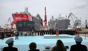 sektorel, haberler - tcg bayraktar deniz kuvvetleri komutanlgi na teslim edildi 8984656 335x195 - TCG Bayraktar Deniz Kuvvetleri Komutanlığına Teslim Edildi