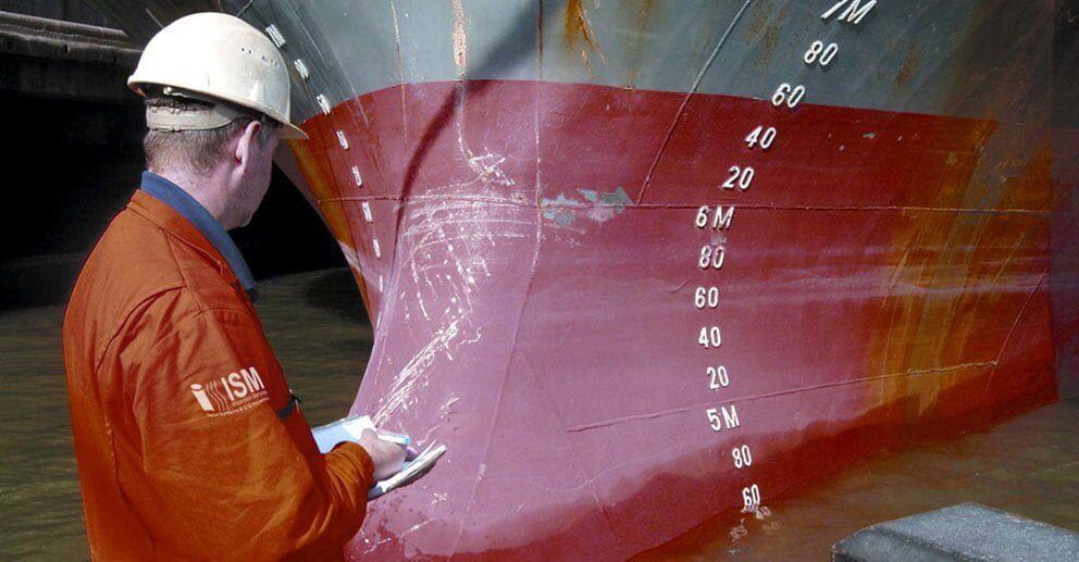 teknik-bilgiler - Basit Draft Sörvey - Load Line Nedir Gemi Yükleme Sınırı Belgesi
