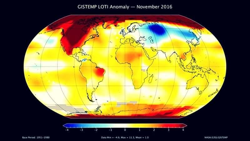 ilginc - Dünyanın En sıcak yılı 2016 - Deniz Üzerine Güneş Enerjisi Santrali