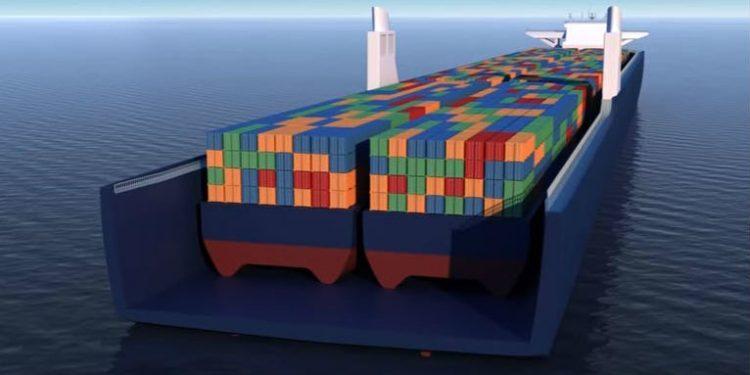 Denizatı Konteyner taşımacılık sistemi