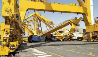 Dubaide liman vinci kazası