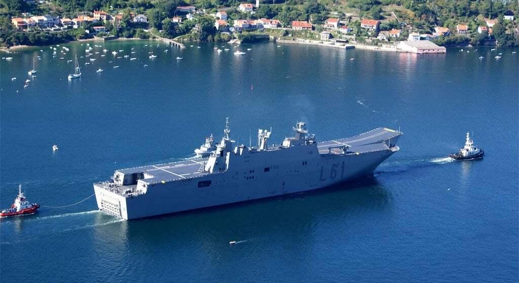 ilginc - Juan Carlos savaş gemisi - Milli Amfibi Hücum ve Uçak Gemimiz TCG Anadolu