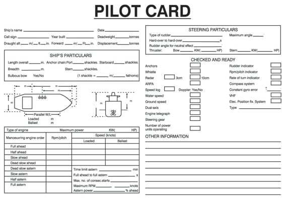 teknik-bilgiler - Kılavuz kaptan kartı - Vardiya Zabitinin Görevleri   Kaptan Fethi Yağız