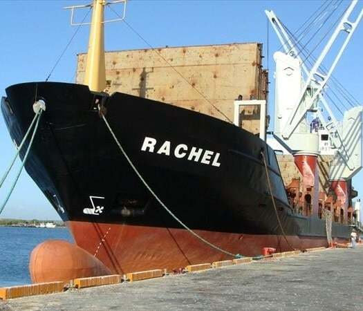ilginc - Konteyner gemisi devrildi 4 - Hatalı Hesap, Gemiyi Devirdi