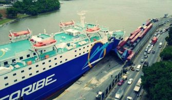 haberler, gundem - Liman Gemi Kazası 335x195 - Gemi Kontrolden Çıktı | Limana Çarptı | Video