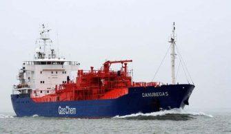 Lpg Tanker Gemi