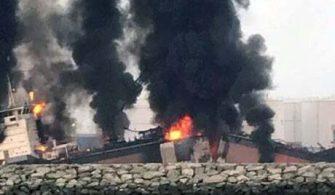 haberler, gundem - Petrol Tankeri Patladı 1 335x195 - Petrol Tankeri Patladı | 1 Personel Hayatını Kaybetti | BAE