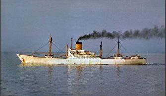 Soğuk Hava Deposu Gemi