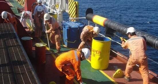 tanker - Sopep nedir - Petrolden Kirliliğe Karşı Alınacak Tedbirler | SOPEP