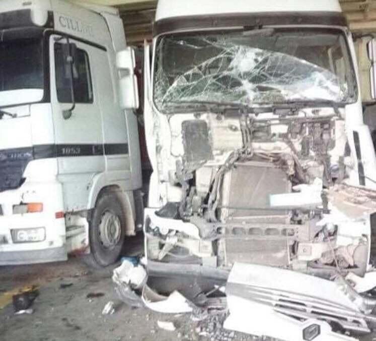 haberler, gundem - Tekirdağ gemi kazası - Marmara'da Feribot ile Yük Gemisi Çatıştı!