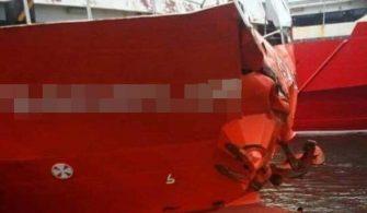 Tekridağ gemi kazası