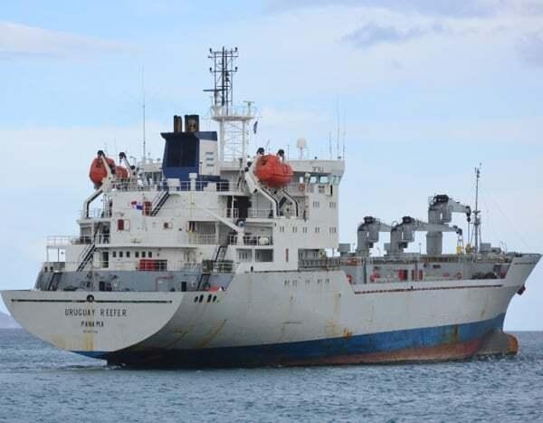 ilginc - Uruguay Reefer battı - Batma Tehlikesi Geçiren Gemi 5 Gündür Başıboş Yüzüyor