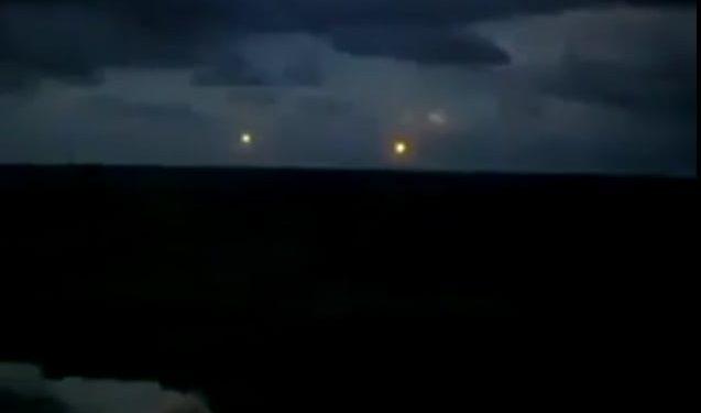 Bir Geminin Bermuda Şeytan Üçgeni İçinde Çektiği Video
