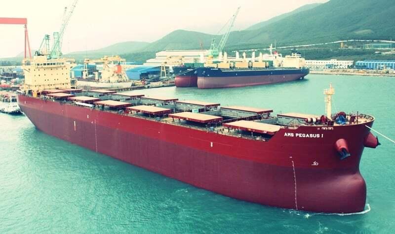 teknik-bilgiler, gemi-insaa-ve-stabilite - dökme yük gemisi - Gemi Çeşitleri Ve Kullanım Amaçları