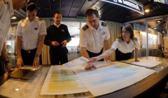 gemi zabitleri ve kaptanları