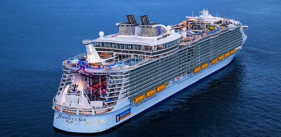 teknik-bilgiler, gemi-insaa-ve-stabilite - harmony of the seas passenger - Gemiler Nasıl Yüzer