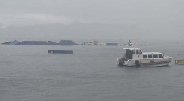 ilginc - konteyner gemisi devrildi 5 - Hatalı Hesap, Gemiyi Devirdi