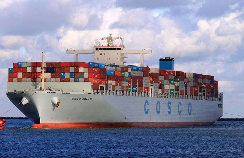 teknik-bilgiler, gemi-insaa-ve-stabilite - konteyner gemisi - Gemi Çeşitleri Ve Kullanım Amaçları