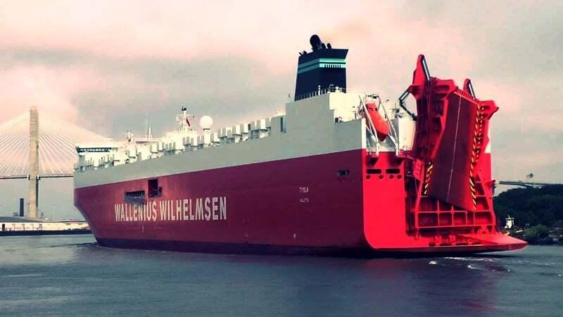 teknik-bilgiler, gemi-insaa-ve-stabilite - roro gemisi - Gemi Çeşitleri Ve Kullanım Amaçları