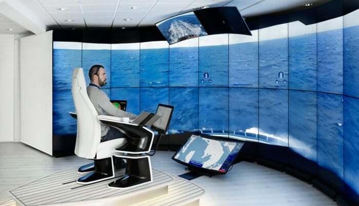 ilginc - nsansız Gemi Üretildi 3 - İlk İnsansız Gemi Test Edildi Sonuç Başarılı
