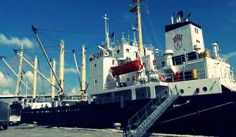 Gemide Gaz sızıntısı