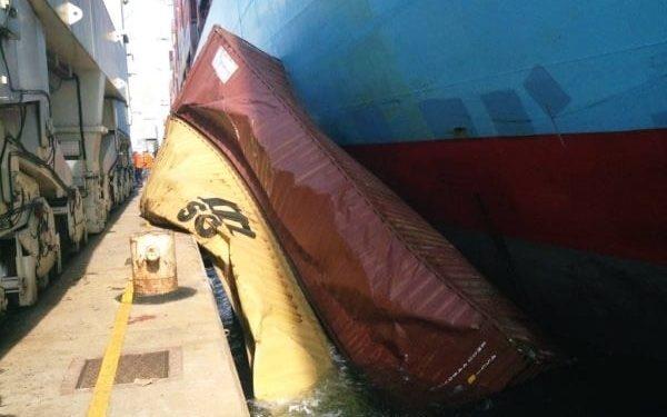 Konteyner kazası