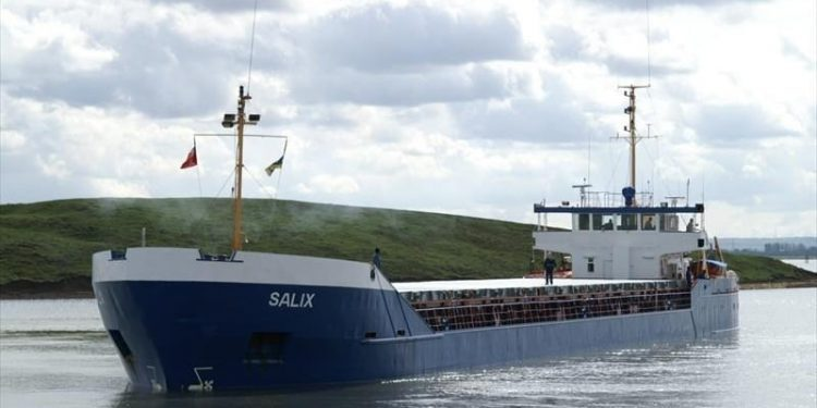 haberler, gundem - SALIX gemisi tutuklandı 750x375 - Gemi Kaptanı Telsizde Cumhurbaşkanına Hakaretten Azledildi