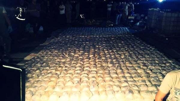 haberler, gundem - uyuşturucu operasyonu - Muğla da Bir Gemide 1 Ton 71 Kilogram Uyuşturucu Yakalandı