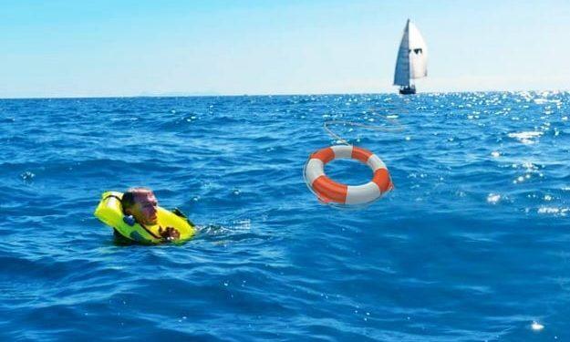 Denize Adam Düştü Kurtarma Metodu