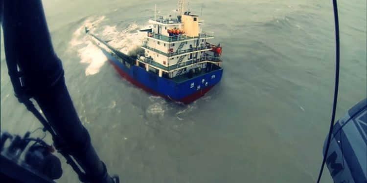 Gemi Kazası