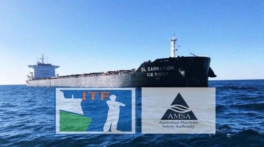 Denizci ITF Denizde Maaş Ödenmemesi Denizci maaşları