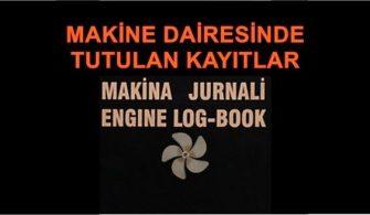 teknik-bilgiler - Gemi Makine Jurnali 335x195 - Gemi Makine Dairesinde Tutulan Kayıtlar
