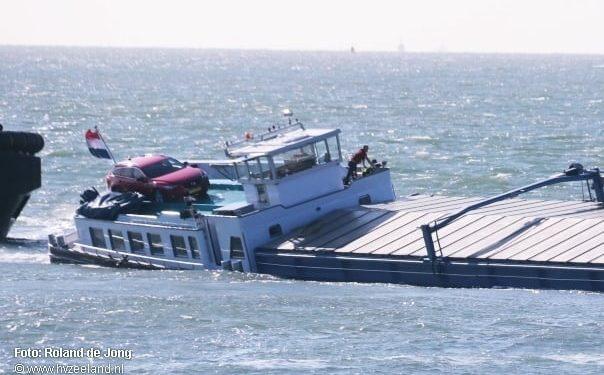 Hollanda Gemi Kazası