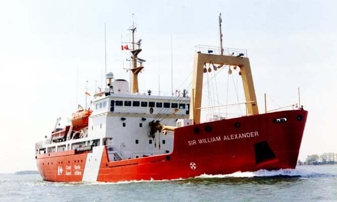 haberler, gundem - Kanada Sahil Güvenlik - Balinaların Korunması İçin Gemilere Hız Limiti Getirildi