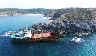 MV Leonard kazası Kapak