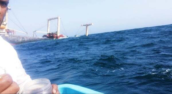 Umman Gemi Kazası