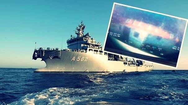 Bilal bal gemisi battı